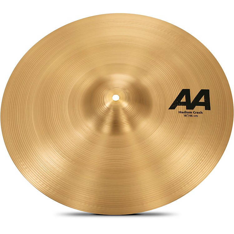 Sabian AA Medium Crash Cymbal  18 in.