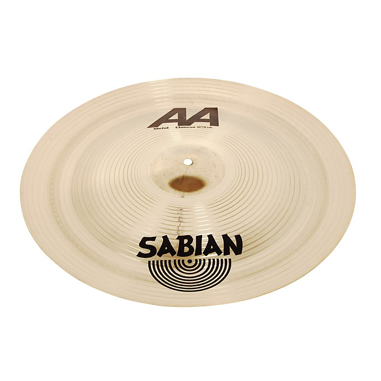 Sabian AA Metal Chinese Cymbal 20 in.