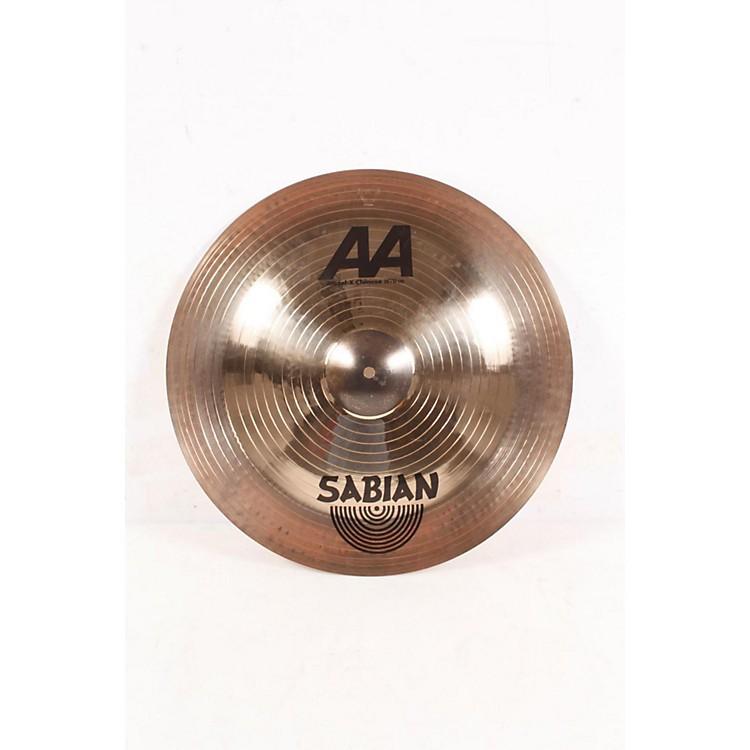 SabianAA Metal-X Chinese Cymbal888365182445