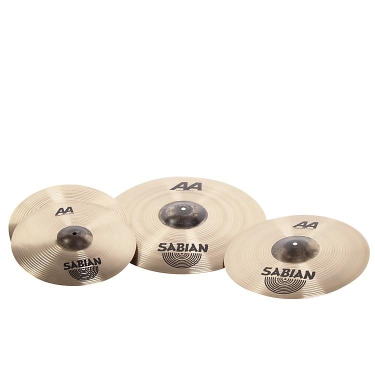 SabianAA Metal-X Performance Set Cymbal Pack