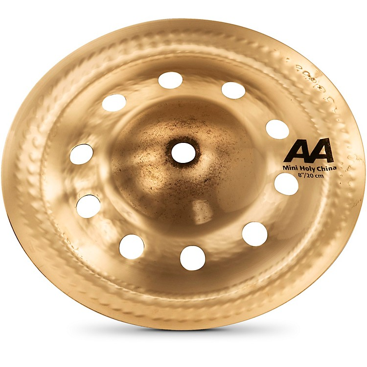 Sabian AA Mini Holy China, Brilliant 10 in.