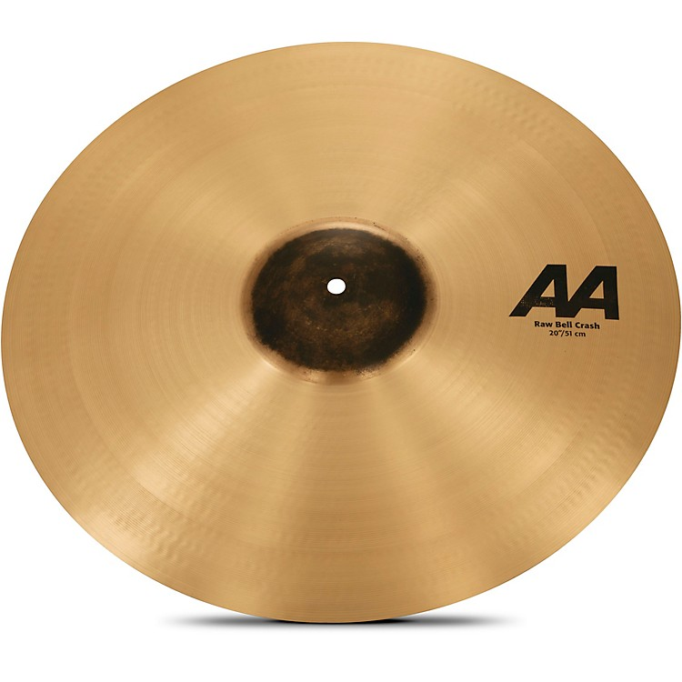 SabianAA Raw Bell Crash Cymbal20 in.