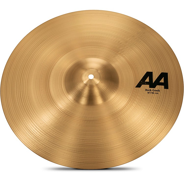 Sabian AA Rock Crash Cymbal  18 in.