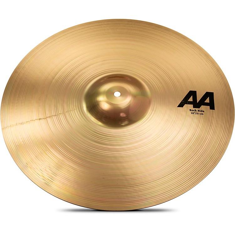 SabianAA Rock Ride Cymbal20 in.
