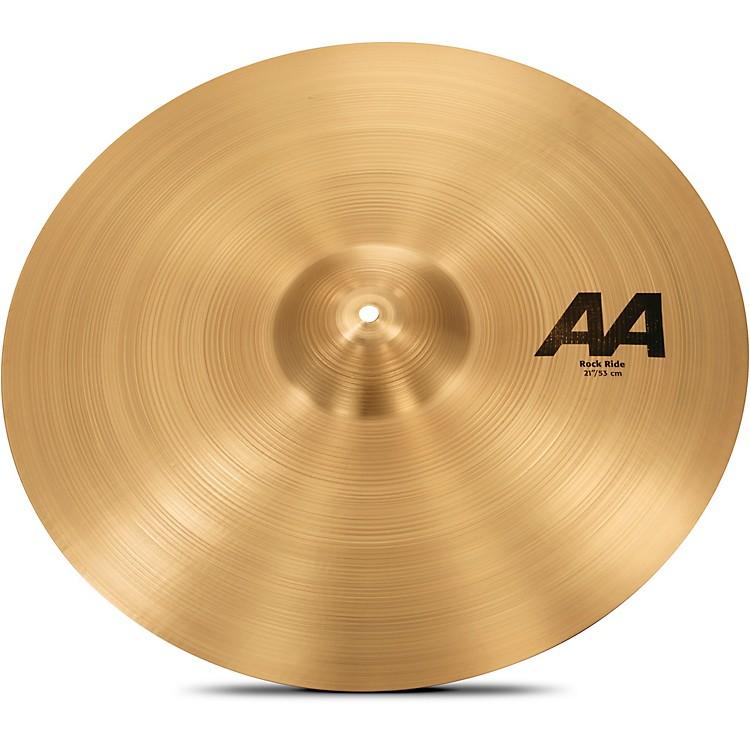 SabianAA Rock Ride Cymbal21 in.