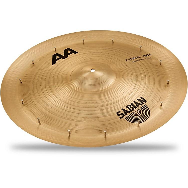SabianAA Series Chaos China Cymbal22 in.