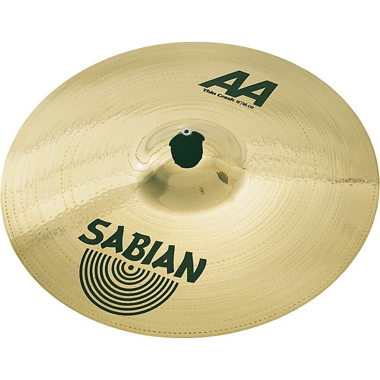 SabianAA Series Thin Crash15 in.