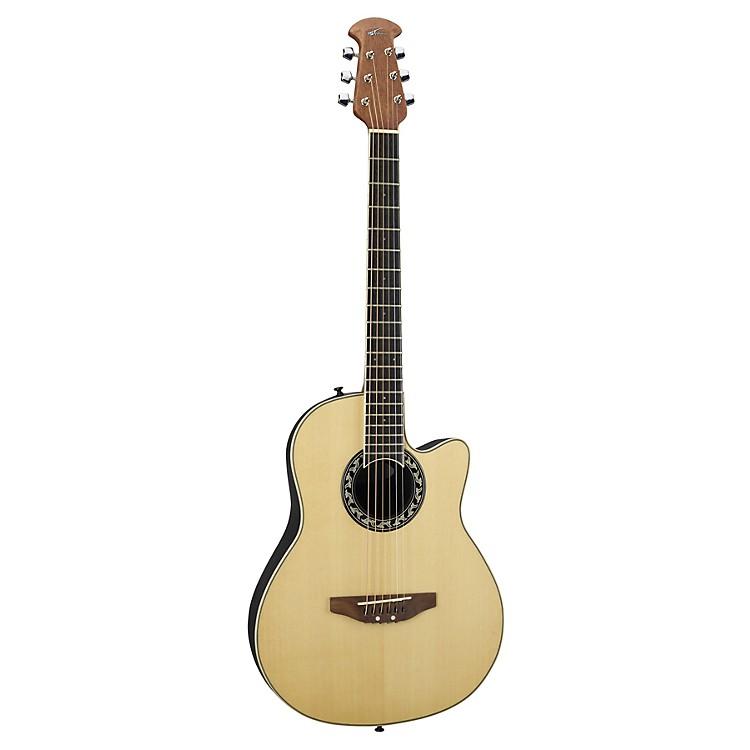 ApplauseAA13 Minibowl Cutaway Acoustic Guitar