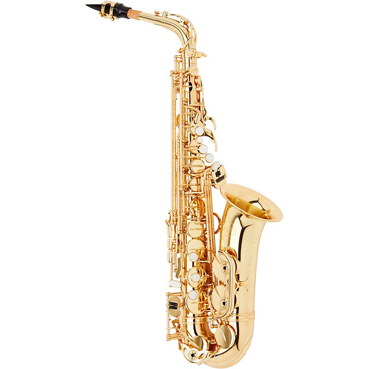 AlloraAAS-550 Paris Series Alto SaxophoneLacquer