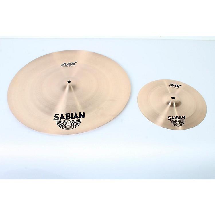 SabianAAX 2-Piece Effects Cymbal Pack888365786865