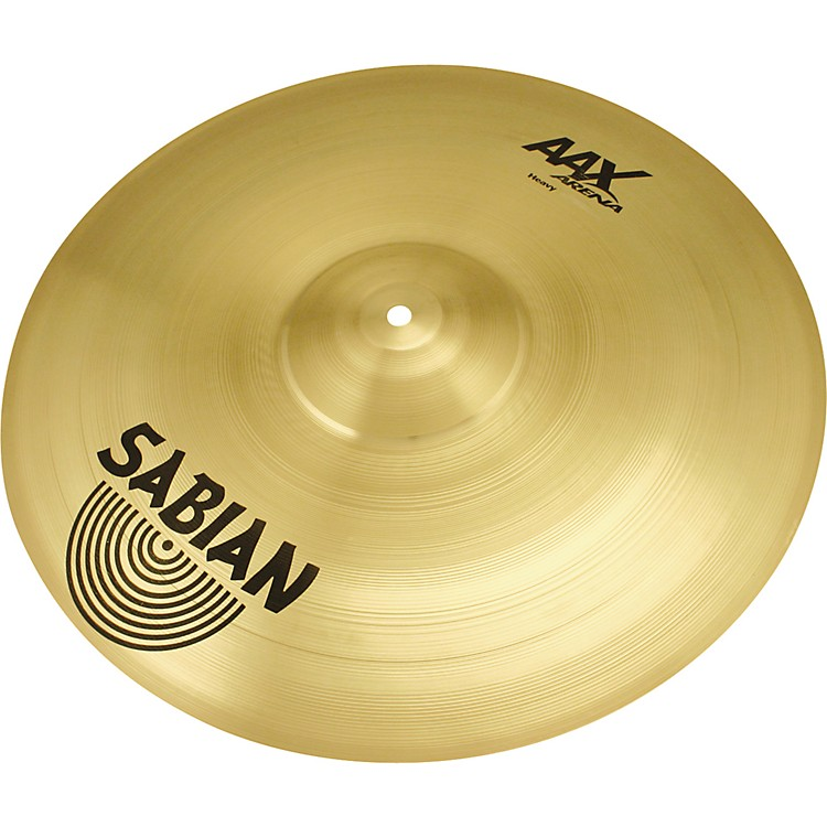Sabian AAX Arena Heavy Marching Cymbal Pairs 18 in. Brilliant
