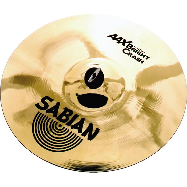 SabianAAX Bright Crash Cymbal