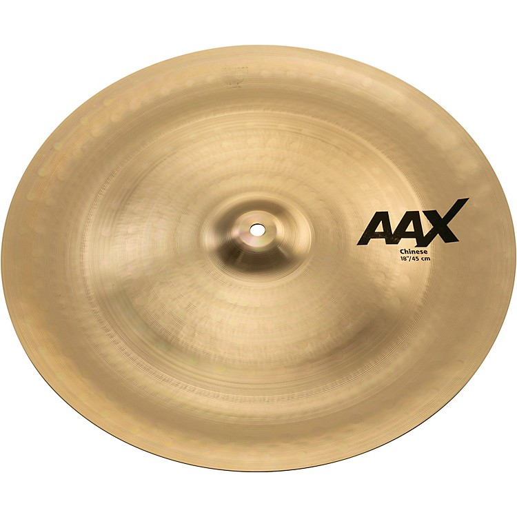Sabian AAX Chinese Cymbal Brilliant 18 in.