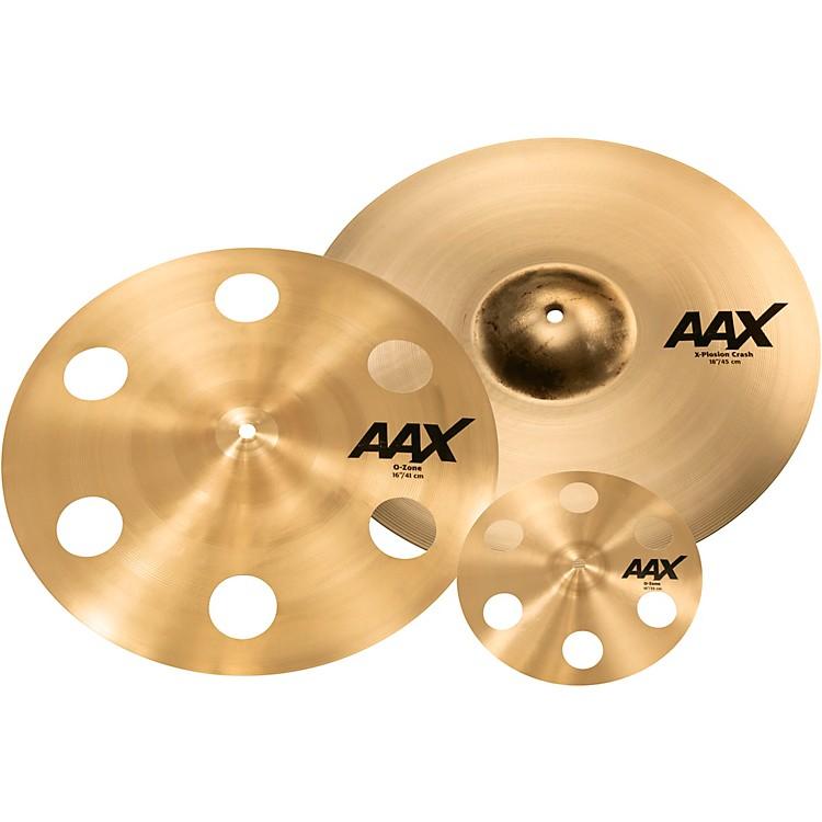 SabianAAX Crash Cymbal Pack