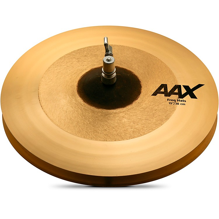 SabianAAX Freq Hi-Hat Cymbals15 in.Top