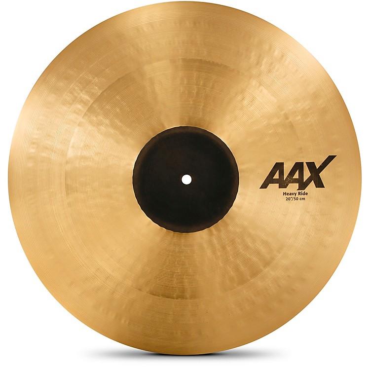 SabianAAX Heavy Ride Cymbal20 in.