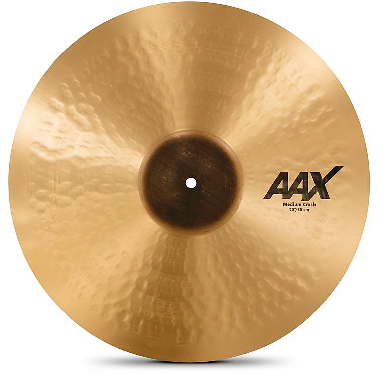 SabianAAX Medium Crash Cymbal20 in.
