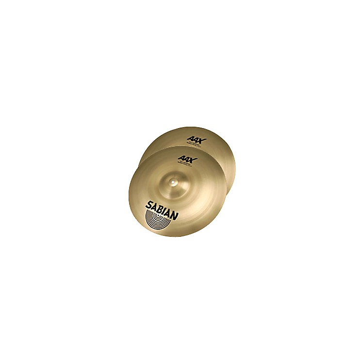 Sabian AAX New Symphonic Medium Heavy Cymbal Pair 21 in.