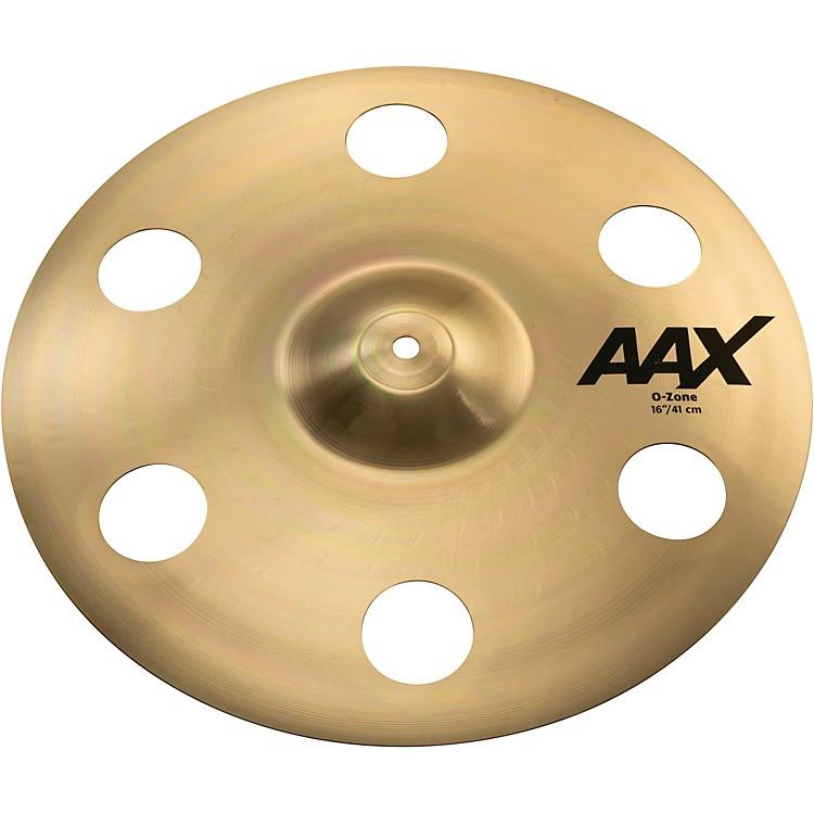 SabianAAX O-Zone Crash Brilliant Cymbal16 in.