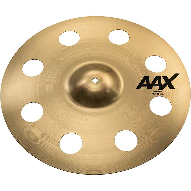 Sabian AAX O-Zone Crash Brilliant Cymbal 18 in.