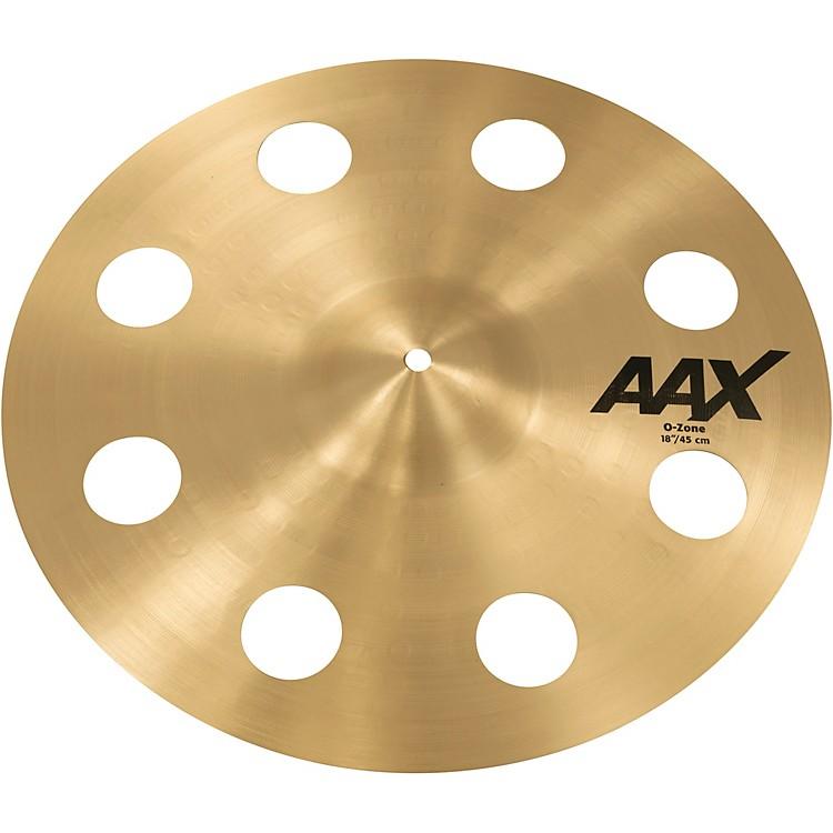 SabianAAX O-Zone Crash Cymbal18 in.