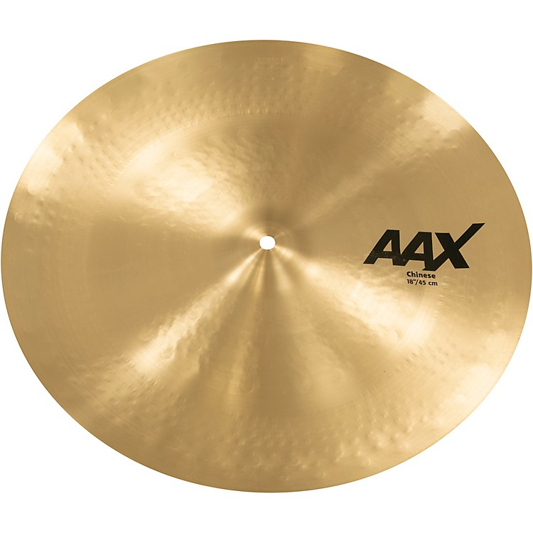 Sabian AAX Series Chinese Cymbal  18 in.