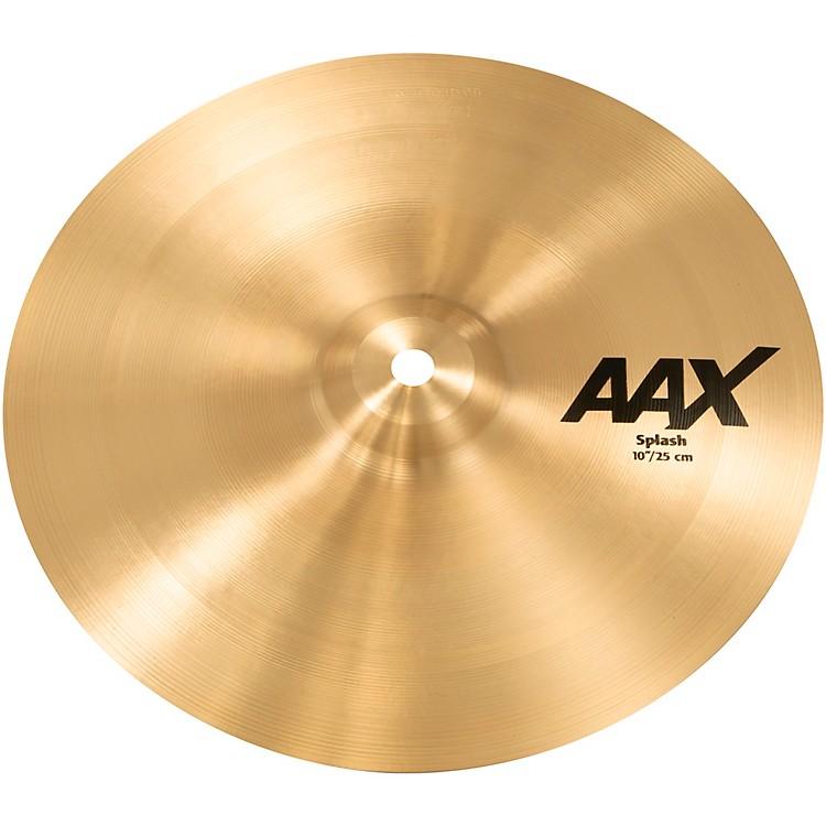 SabianAAX Splash Cymbal10 in.