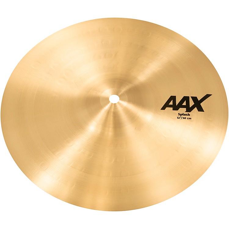 SabianAAX Splash Cymbal12 in.