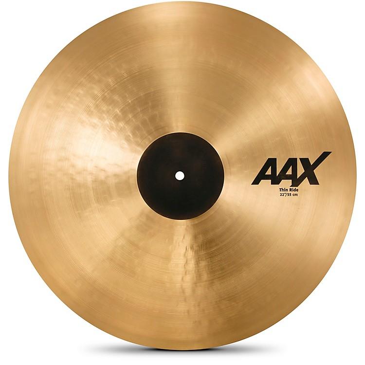 SabianAAX Thin Ride Cymbal22 in.