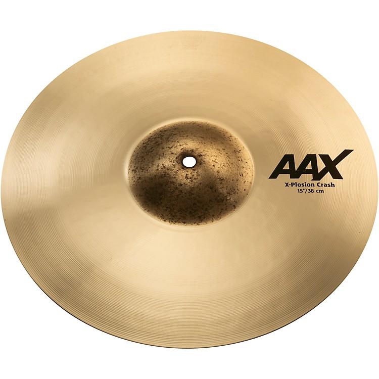 SabianAAX X-plosion Crash Cymbal15 in.