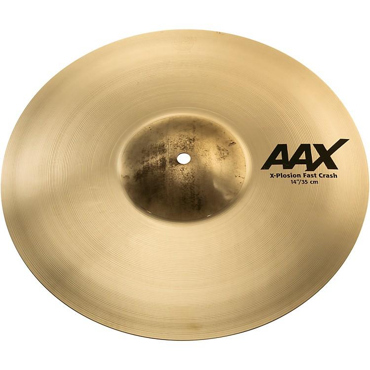 SabianAAX X-plosion Fast Crash Cymbal17 in.