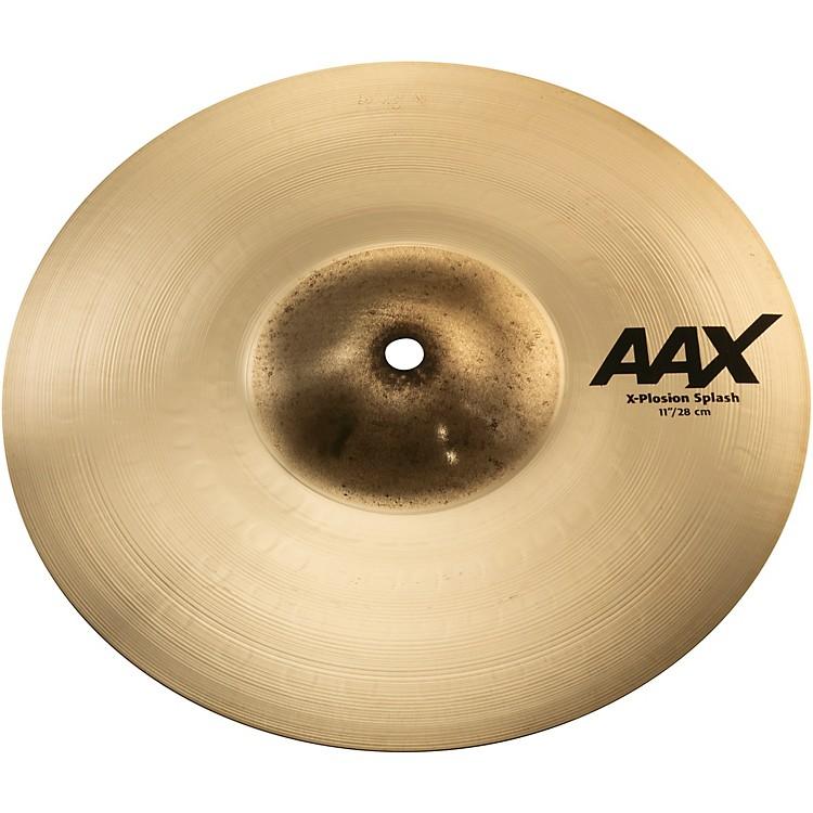 SabianAAX X-plosion Splash Cymbal11in