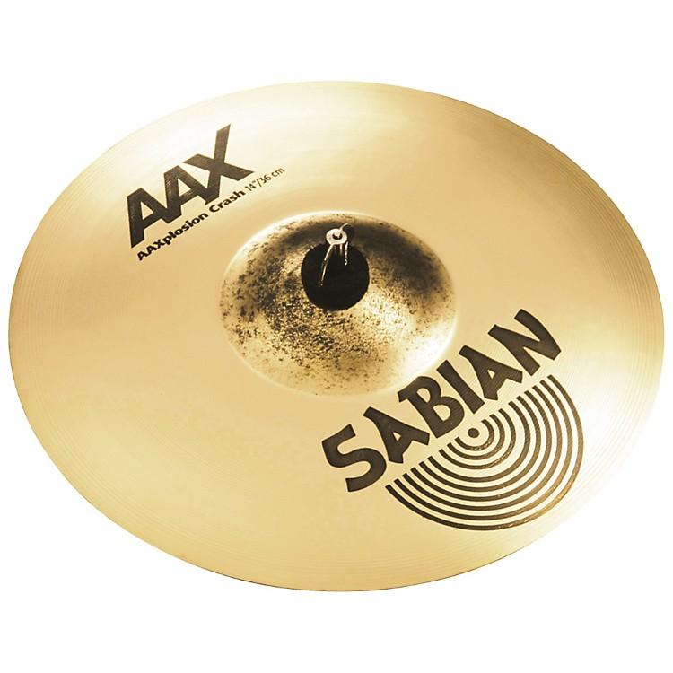 sabian aaxplosion crash cymbal music123. Black Bedroom Furniture Sets. Home Design Ideas