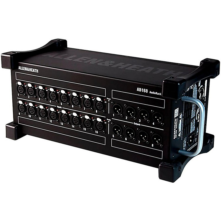 Allen & Heath AB168 Digital Stage Box Black