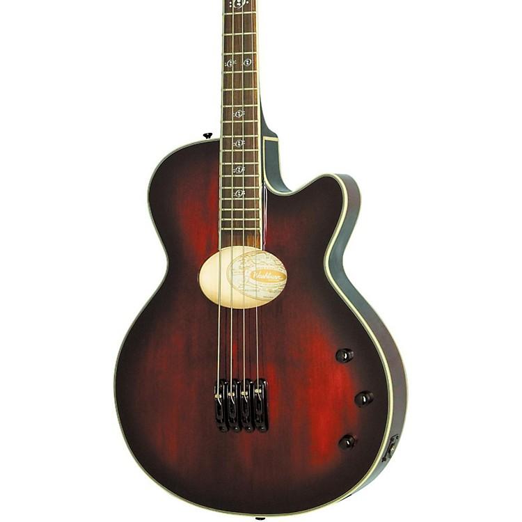 WashburnAB40SH Stu Hamm Acoustic-Electric Bass