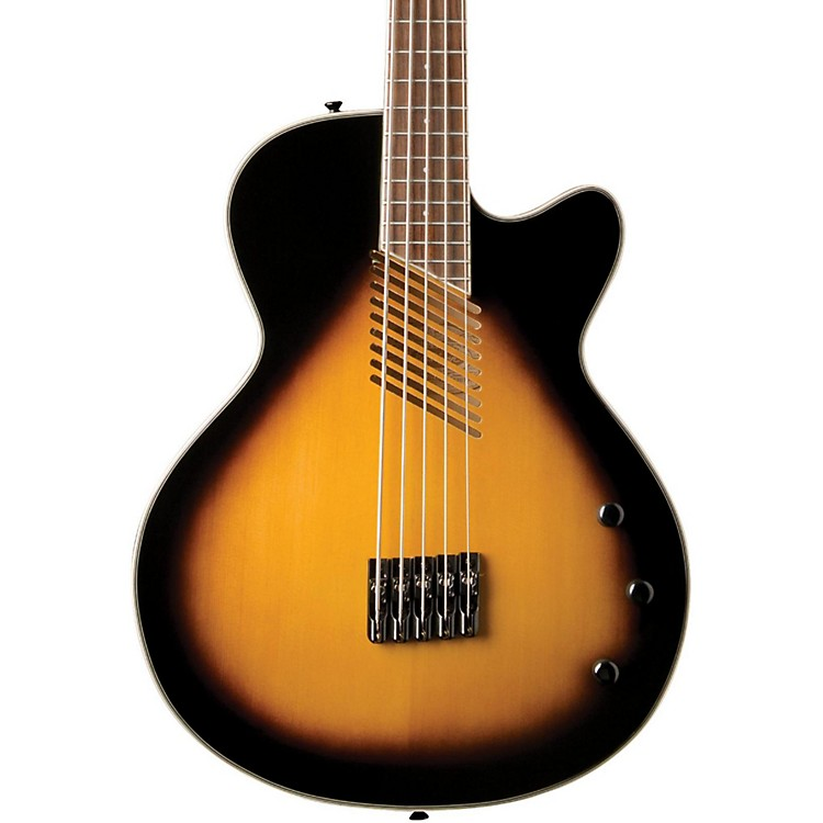 Washburn AB45 5-String Acoustic-Electric Bass