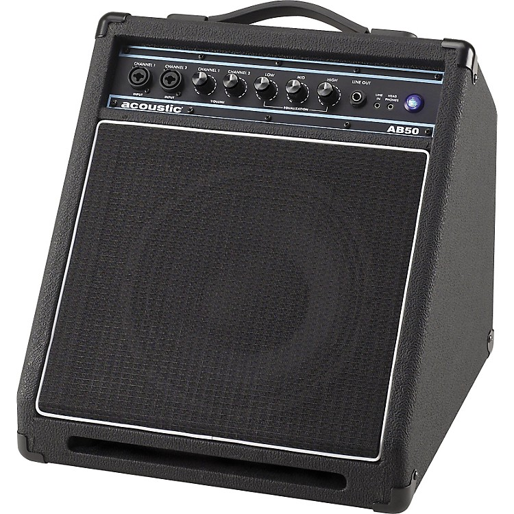 Acoustic AB50 Acoustic Bass Combo Amplifier