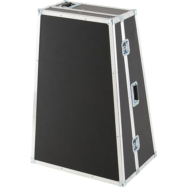 Unitec ABE Alan Baer Lightweight Series Tuba Case for Meinl Weston 6450 CC Tuba Gray With Wheels