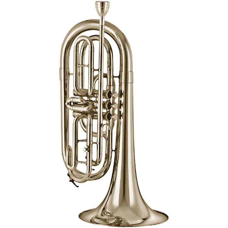 Amati ABH 225 Series Bb Marching Baritone ABH 225S Silver