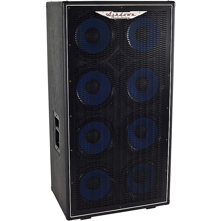 AshdownABM-810H 1,200W 8x10 Bass Speaker Cabinet