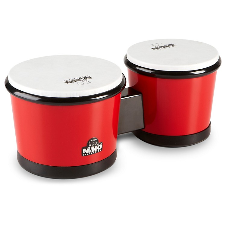 Nino ABS Bongos Red