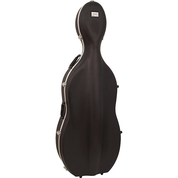 Bellafina ABS Cello Case with Wheels 4/4 Size