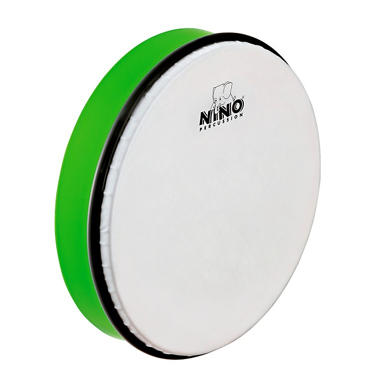 Nino ABS Hand Drum Grass Green 10 in.