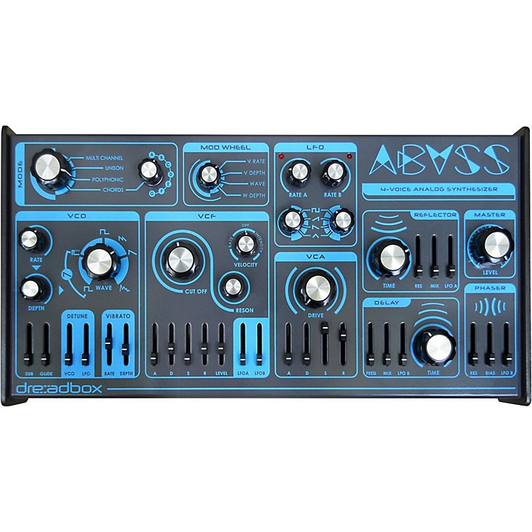 Dreadbox ABYSS Synthesizer