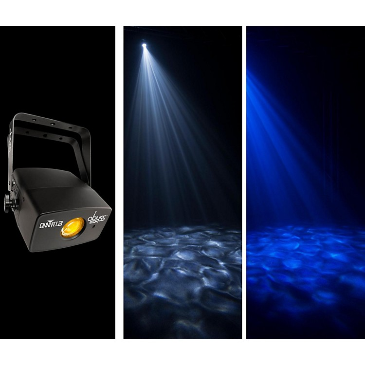 Chauvet DJABYSS USB Multicolored Water Effect