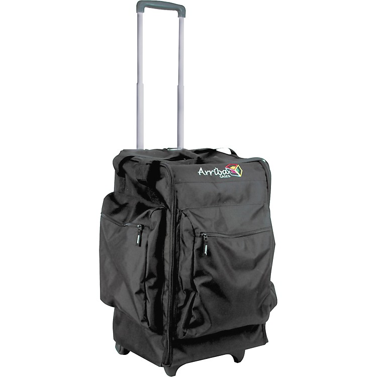 Arriba Cases AC-165 Rolling Lighting Fixture Bag