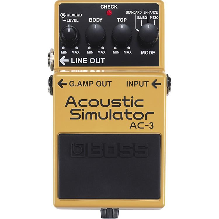 BossAC-3 Acoustic Simulator