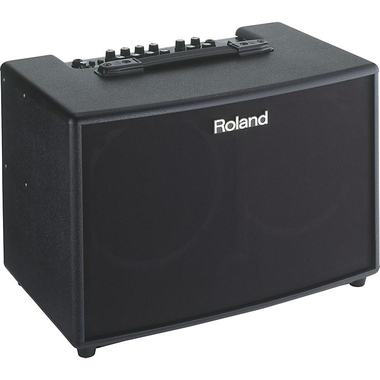 RolandAC-90 90W 2x8 Stereo Acoustic Chorus Guitar Combo AmpBlack