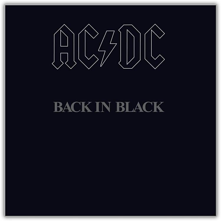 SonyAC/DC - Back in Black Vinyl LP