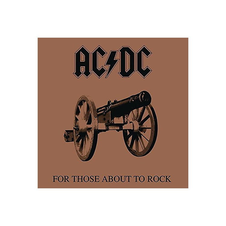 AllianceAC/DC - For Those About to Rock We Salute You